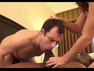 Секс с мужчинами в присутствии мужа