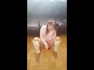 Порно сборка коротких сцен любительского траха снятых на камеру телефона
